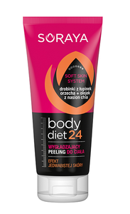 SORAYA BODY DIET 24 SMOOTHING BODY PEELING SCRUB
