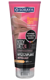 SORAYA BODY DIET 24 THERMO SLIM BODY SERUM WARMING UP