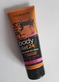 SORAYA FIRM IT UP BODY DIET 24 BODY LOTION SLIMMING & FIRMING
