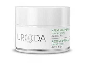 URODA REGENERATING FACE CREAM FOR SENSITIVE SKIN DAY NIGHT