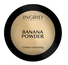 VERONA INGRID BANANA FACE POWDER COLOUR CORRECTING HALF-TRANSPARENT