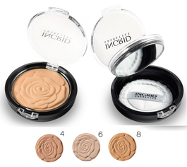 VERONA INGRID COMPACT POWDER MATTE HD BEAUTY INNOVATION
