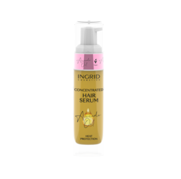 VERONA INGRID CONCENTRATED HAIR SERUM MAGIC SERUM WITH AVOCADO OIL HEAT PROTECTION