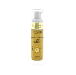 VERONA INGRID CONCENTRATED HAIR SERUM MAGIC SERUM WITH FLAXSEED OIL SMOTH & SHINE