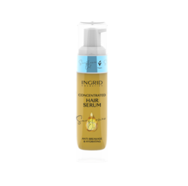 VERONA INGRID CONCENTRATED HAIR SERUM MAGIC SERUM WITH SUNFLOWER OIL HYDRATING