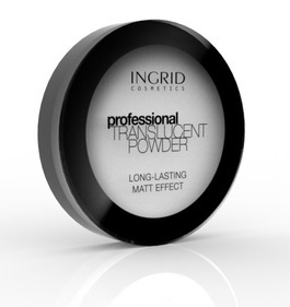 VERONA INGRID PROFESSIONAL RISE TRANSLUCENT POWDER MATT EFFECT