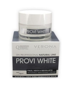 VERONA INGRID PROVI WHITE INTENSIVELY WHITENING DAY / NIGHT CREAM NEW!!