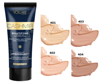 VERONA VOLLARE CASHMIR BEAUTIFYING MAKE-UP FOUNDATION