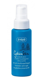ZIAJA GDANSKIN MULTI-MOISTURIZING FACE SERUM BOOSTER SMOOTHES WRINKLES