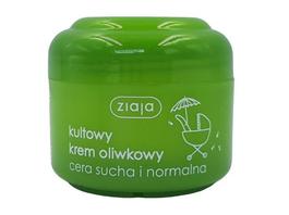 ZIAJA NATURAL OLIVE CREAM FOR DRY, NORMAL SKIN naturalny krem oliwkowy 50ml