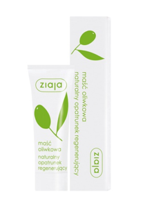 ZIAJA NATURAL OLIVE OINTMENT NATURAL REGENERATION DRESSING