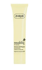 ZIAJA REMODELING HYALURONIC GEL CONCENTRATED WRINKLE FILLER FACE SERUM 60+