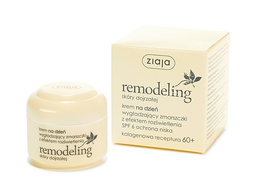 ZIAJA REMODELING SMOOTHING & RADIANCE ANTI-WRINKLES FACE CREAM 60+ DAY