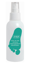 ZIAJA SPRAY FOR FEET ANTI FUNGAL PRITECTION FOOT DEAODORANT