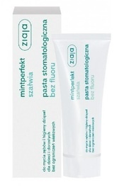 ZIAJA TOOTHPASTE WITH EXTRACT OF SAGE MINTPERFECT WITHOUT FLUORIDE