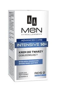 AA OCEANIC MEN ADVANCED INTENSIVE KREM DO TWARZY ODBUDOWUJĄCY 50+