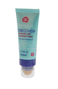DERMACOL ACNECOVER MAKE-UP 2w1 PODKŁAD KOREKTOR