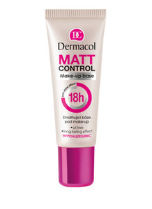 DERMACOL MATT CONTROL MAKE-UP BAZA POD PODKŁAD 20ml