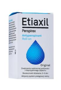 ORKLA ETIAXIL PERSPIREX ANTYPERSPIRANT ROLL-ON ZWALCZA POTLIWOŚĆ